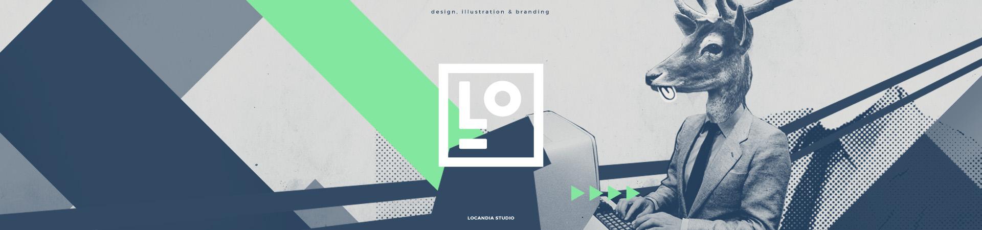 Locandia Estudio. Diseño, Ilustración y Branding