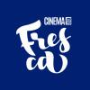 Lettering y logotipo para Cinema a la Fresca en Quart de Poblet