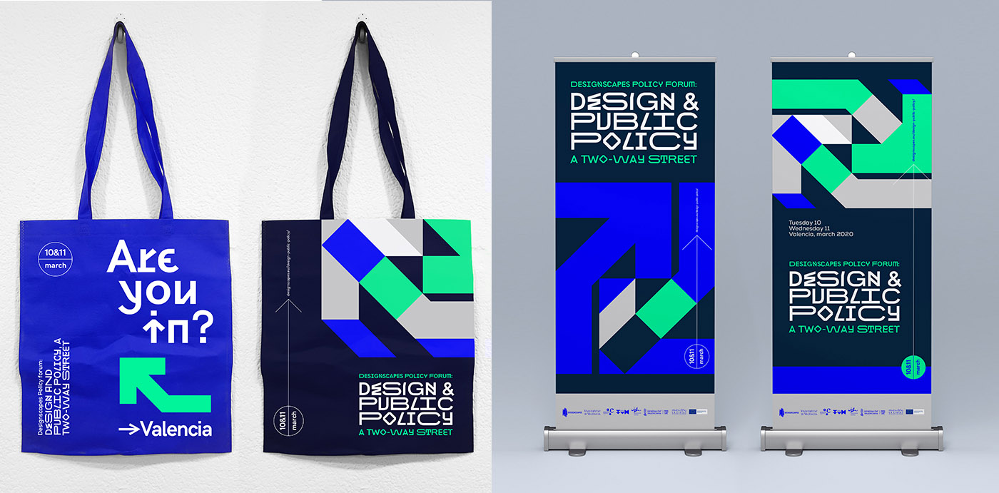 Designscapes Policy Forum Totebag