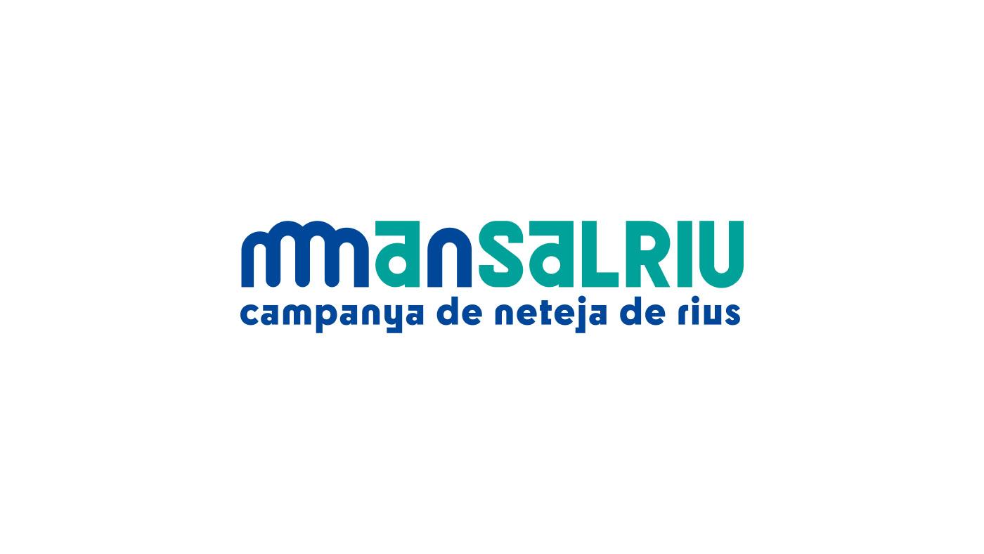 Mans al Riu. Identidad Corporativa Fundación Limne, Valencia. Diseño. Locandia.
